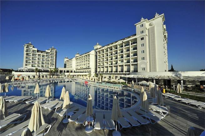 Тур в Турцию, Lake&River Side Hotel&SPA 5* от 820$